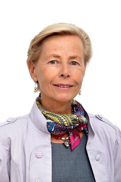 Regional Administrative Director - East Africa: Brigitte Pleitz
