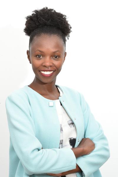 Project Coordinator Kenya: Pauline Lemarron