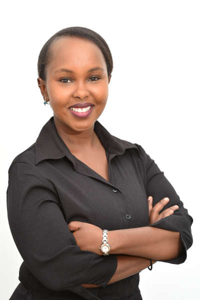 Project Officer Regional Sustainability Network: Sylvia Lanyasunya
